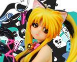 FG5288  Fate Cat Girl Cosplay