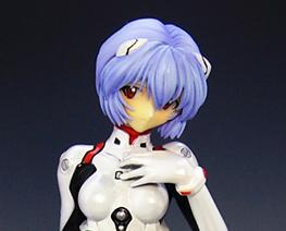 FG0817 1/8 Rei Plug Suit