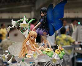 FG8588  Anzu & Sumire