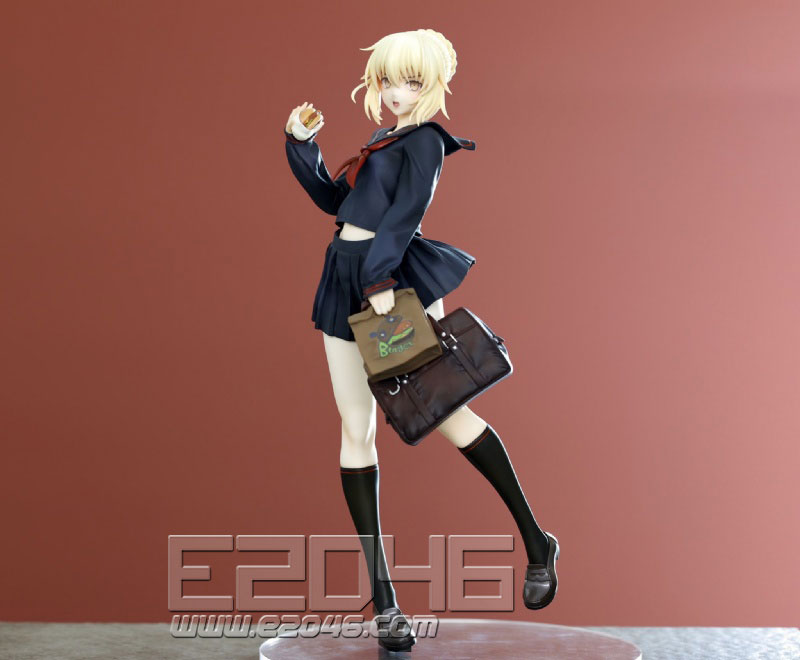 Saber Alter School Uniform Version