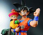 FG2073 1/8 Goku and Baby Gohan