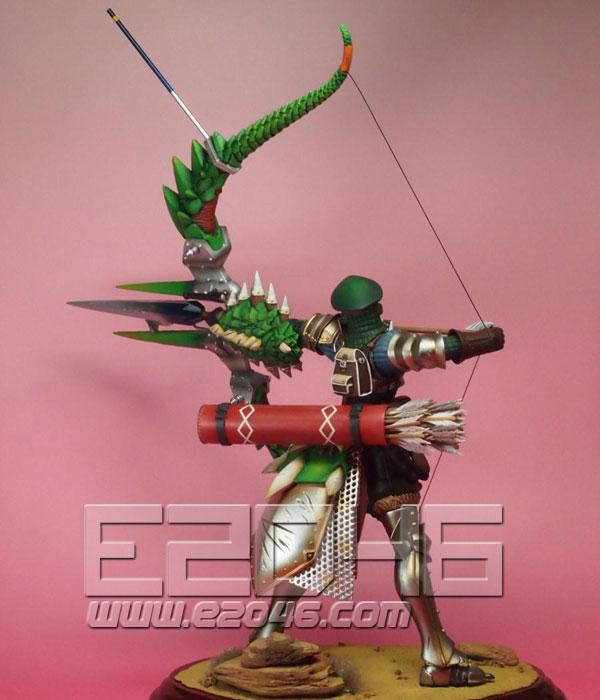 Rathian Armor Ranger Hunter