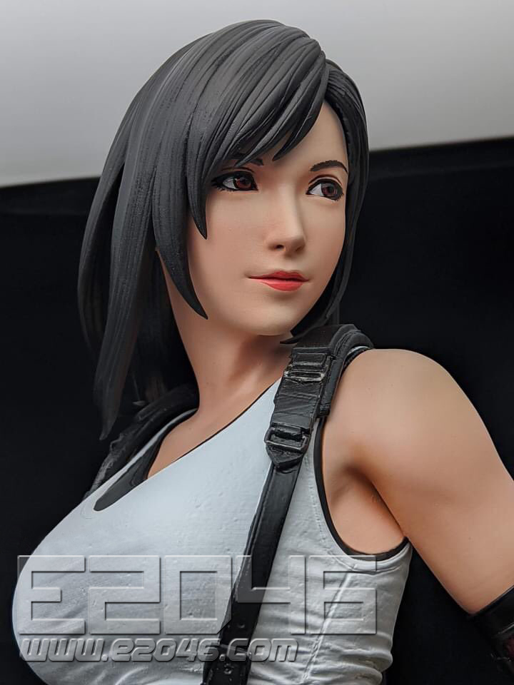 Tifa Lockhart Mega Version