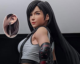 FG12488 1/4 Tifa Lockhart Mega Version