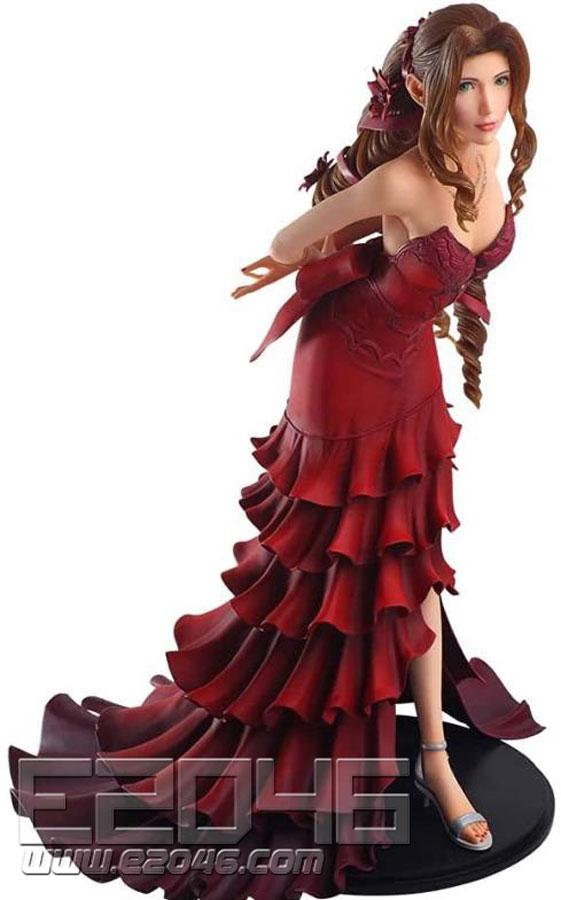 Aeris Gainsborough Dress Ver.
