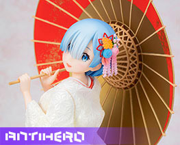 FG10970 1/7 Rem Shiromuku Version
