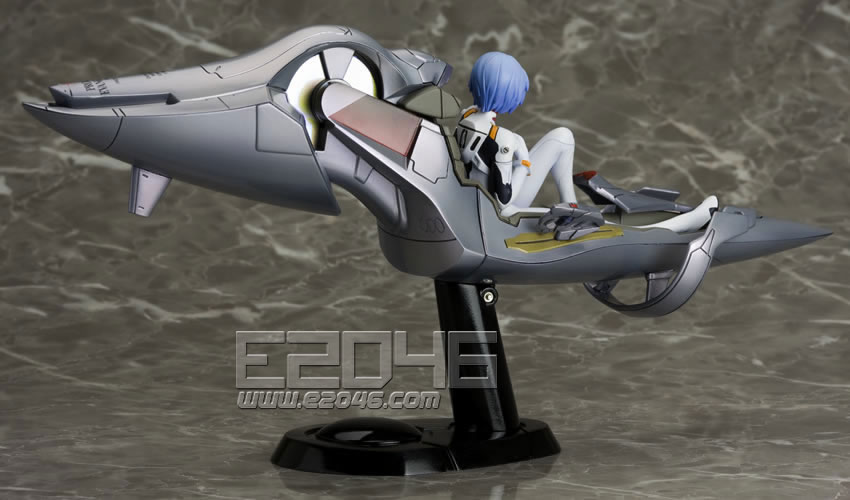 Ayanami Rei with Entry Plug Interior