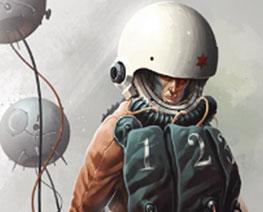 FG12240 1/8 Spaceman