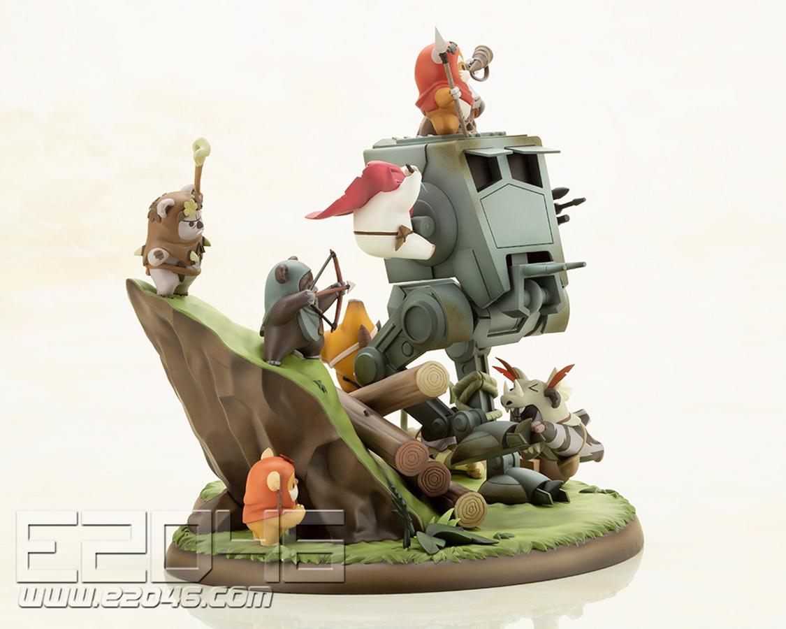 Battle of Endor The Little Rebels
