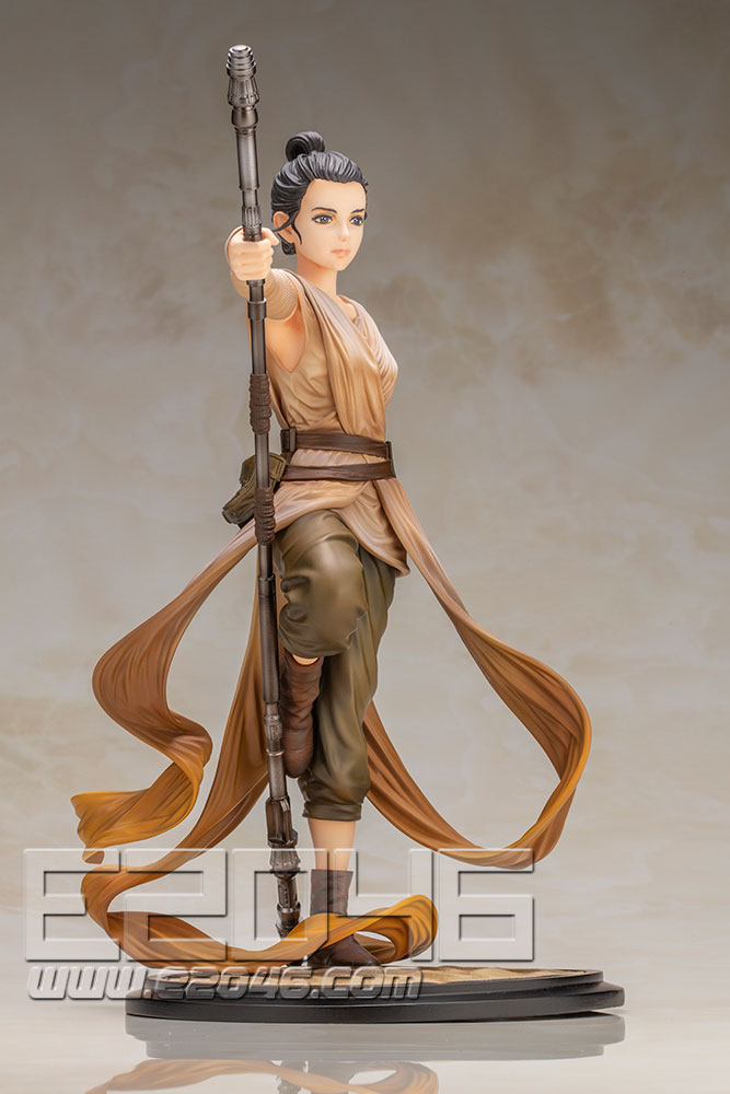 Rey Descendant of Light  Version