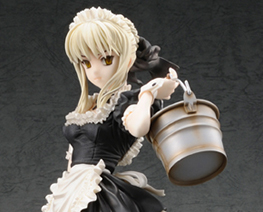 FG5723  Saber Maid  & SD Saber Version