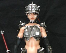 FG7747 1/5 Armor Girl No.1
