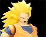 FG5867 1/8 Super Saiyan 3 Goku Conversion Parts