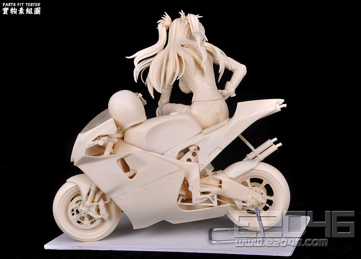 Asuka with Motorcycle 2.5