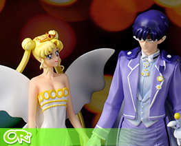 FG7769 1/6 Neo Queen Serenity & King Endymion