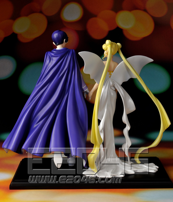 Neo Queen Serenity & King Endymion