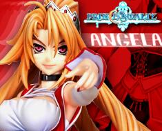 FG3740 1/6 Angela