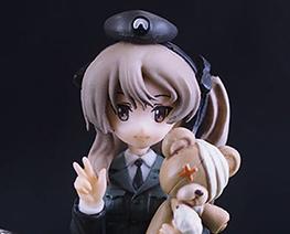 FG10129 1/20 Alice Shimada & Bear