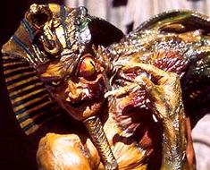 FG2943  Pharaoh Sitting