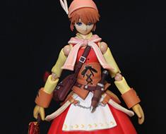 FG4833 1/10 Yunica Tovah Full Action