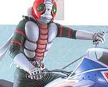 FG0140 1/6 Masked Rider V3 w/Super Motorbike