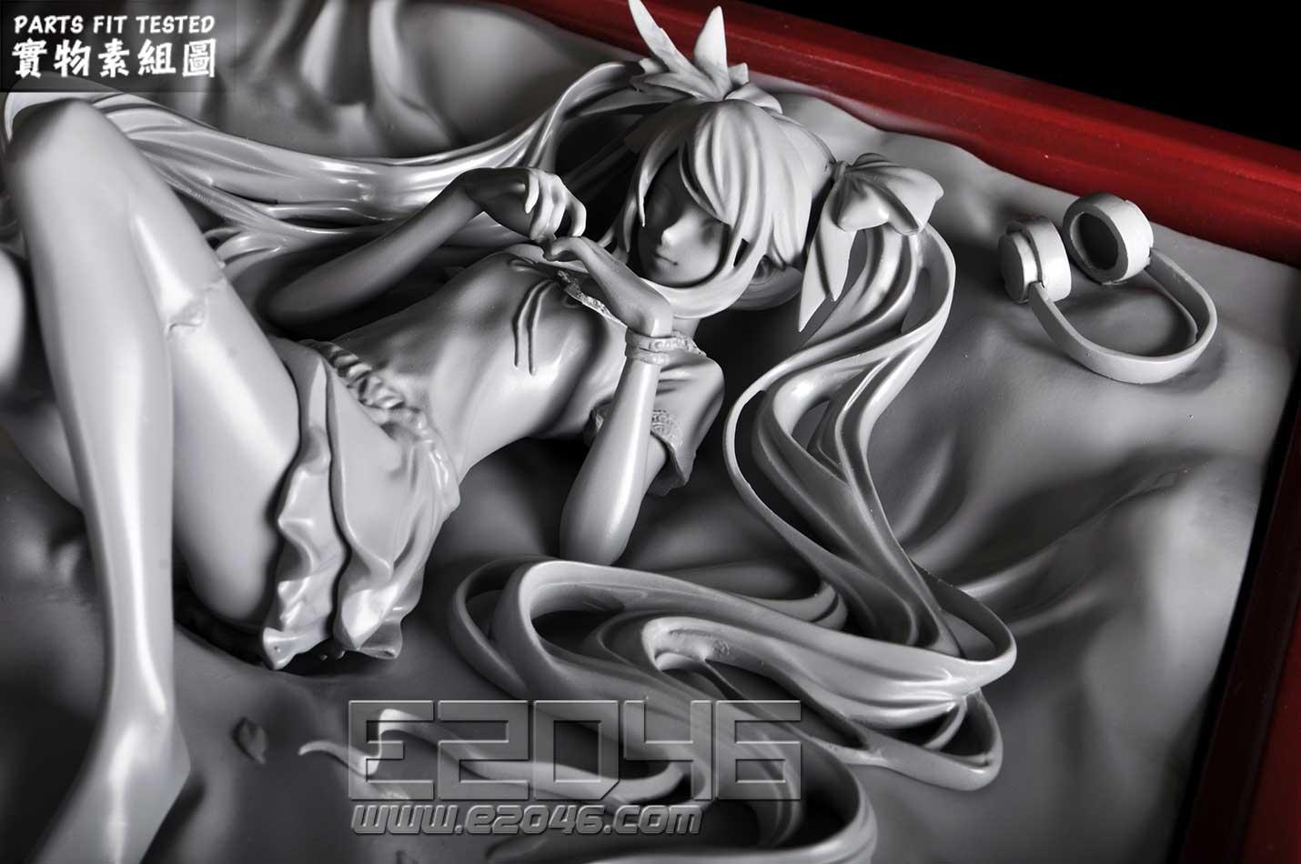 Miku Hatsune Frame Version