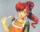 FG0898 1/8 Makoto with Cake