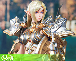 FG10929  Elf Warrior Charlize