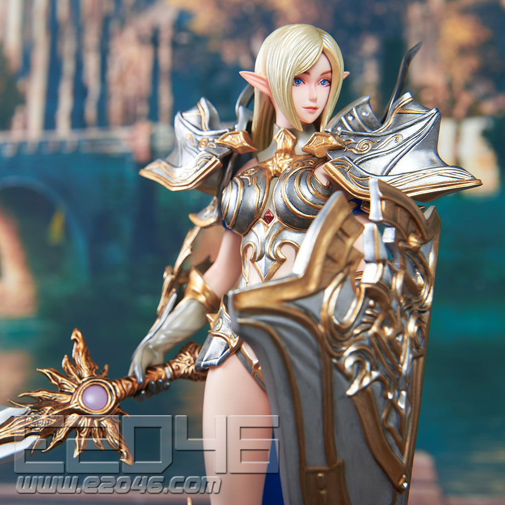 Elf Warrior Charlize