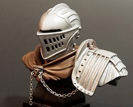 FG10550  Knight Bust