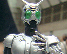 FG4123 1/10 Masked Rider Moon