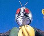 FG1722 1/8 Masked Rider