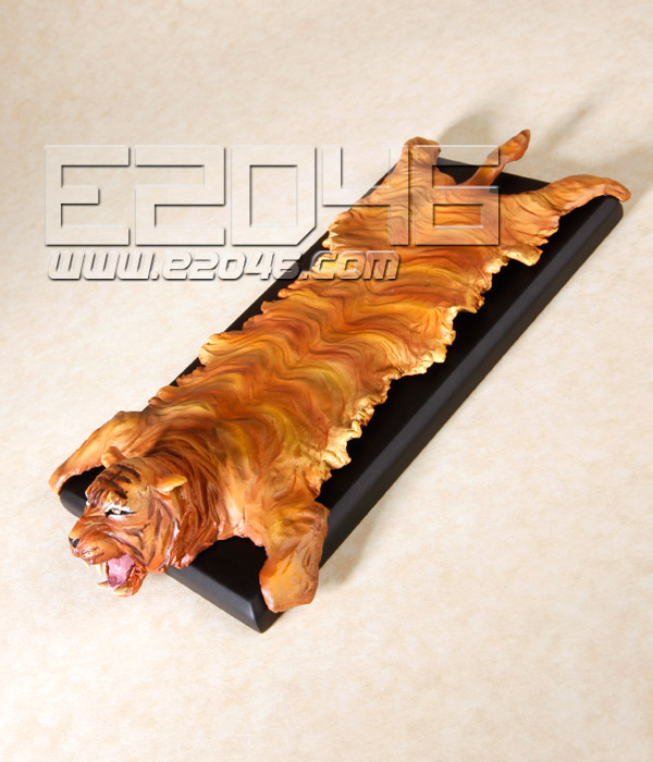 Tiger Decal Display Base