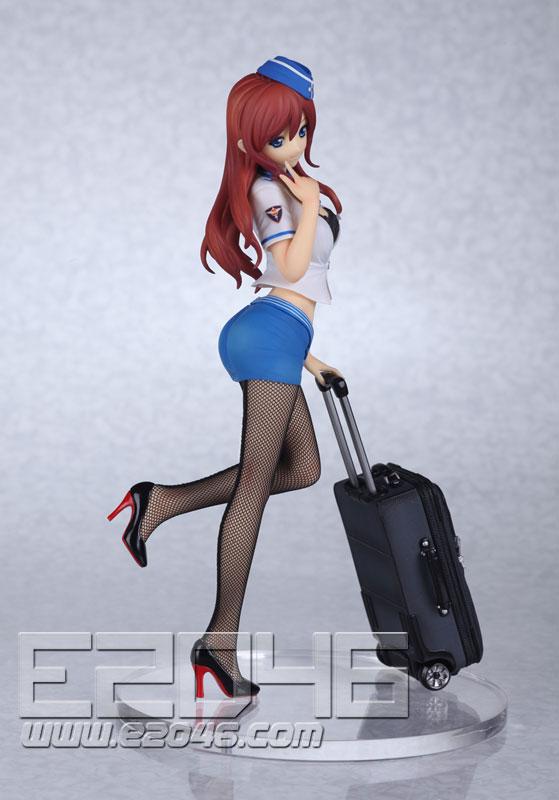 空中服务员洋子