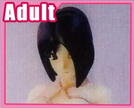 FG1767 1/8 裸女縛繩跪地