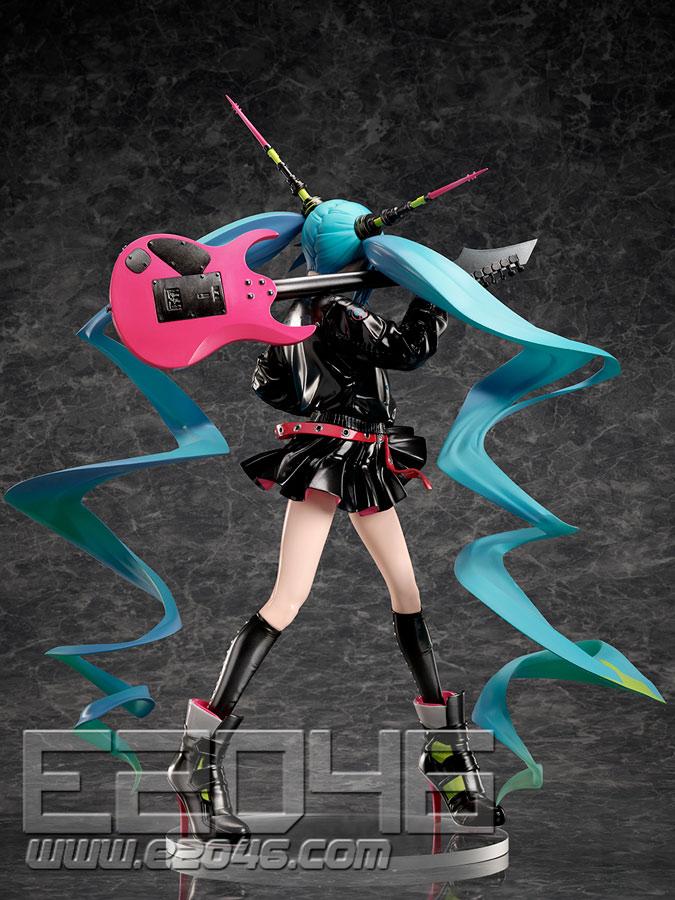 Hatsune Miku LAM Rock Singer Version
