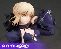 FG9720 1/7 Saber Arturia Pendragon Dress Version