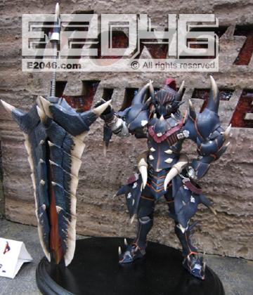 Thorn Dragon Armor Hunter