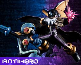 FG12366  Mega Man VS Bass
