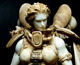 FG7712  Amazoness The ancient future