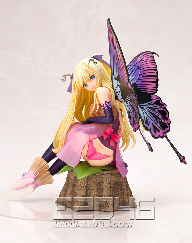 Fairy of Ajisai