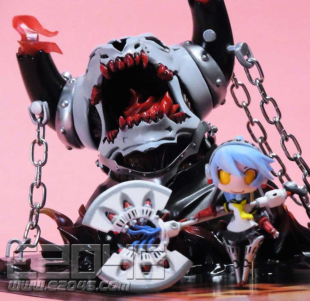 Shadow Labrys and Asterios
