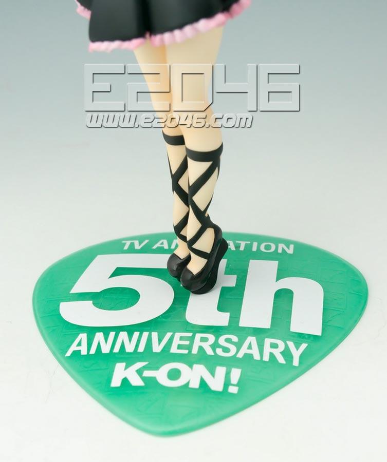 Nakano Azusa K-ON! 5th Anniversary Version