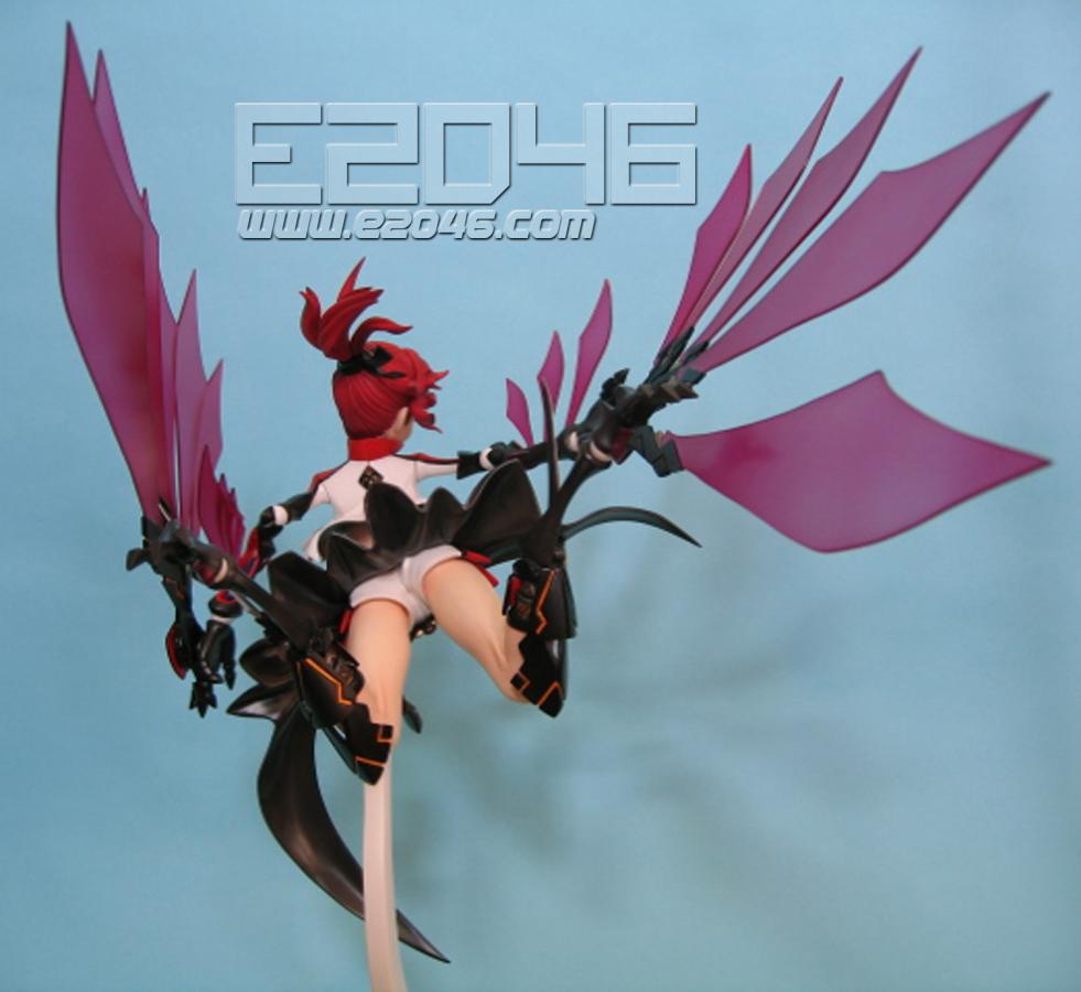 Bird Girl Phoeni