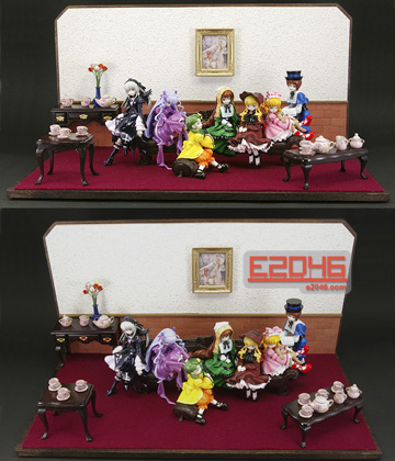 Rozen Maiden Set