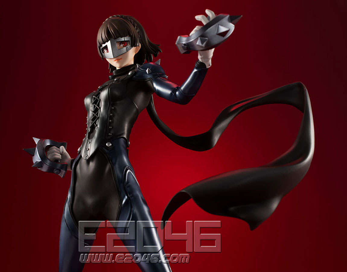 Niijima Makoto Phantom Thief Version