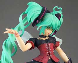 FG9197  Hatsune Miku out of the gravity Version