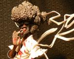 FG8523 1/8 Afro Samurai