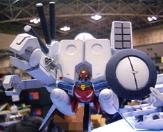 FG3933  Giroro Gundam Armor