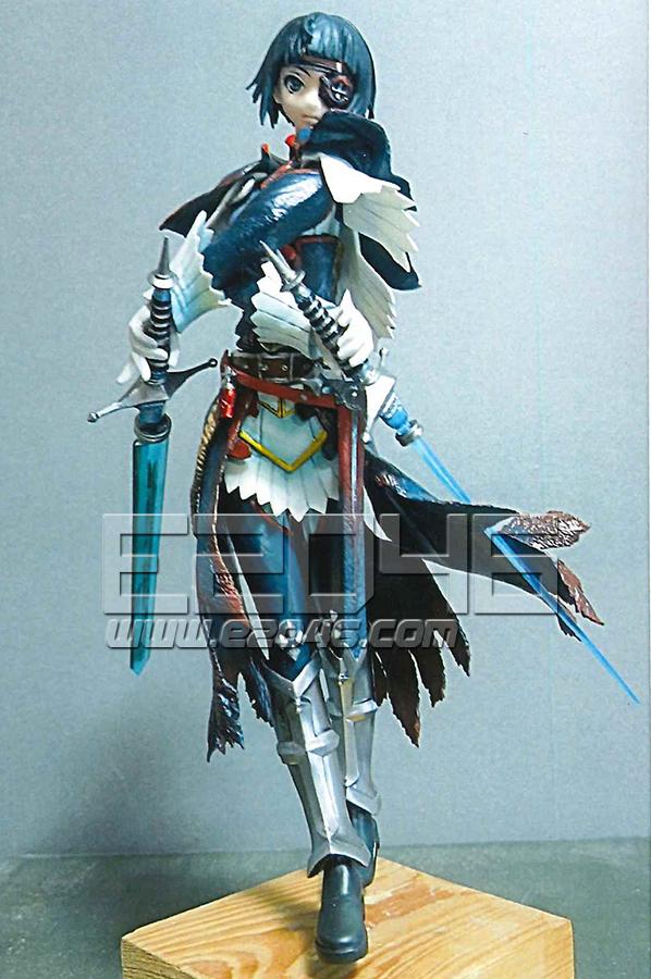 Nebura Armor Hunter